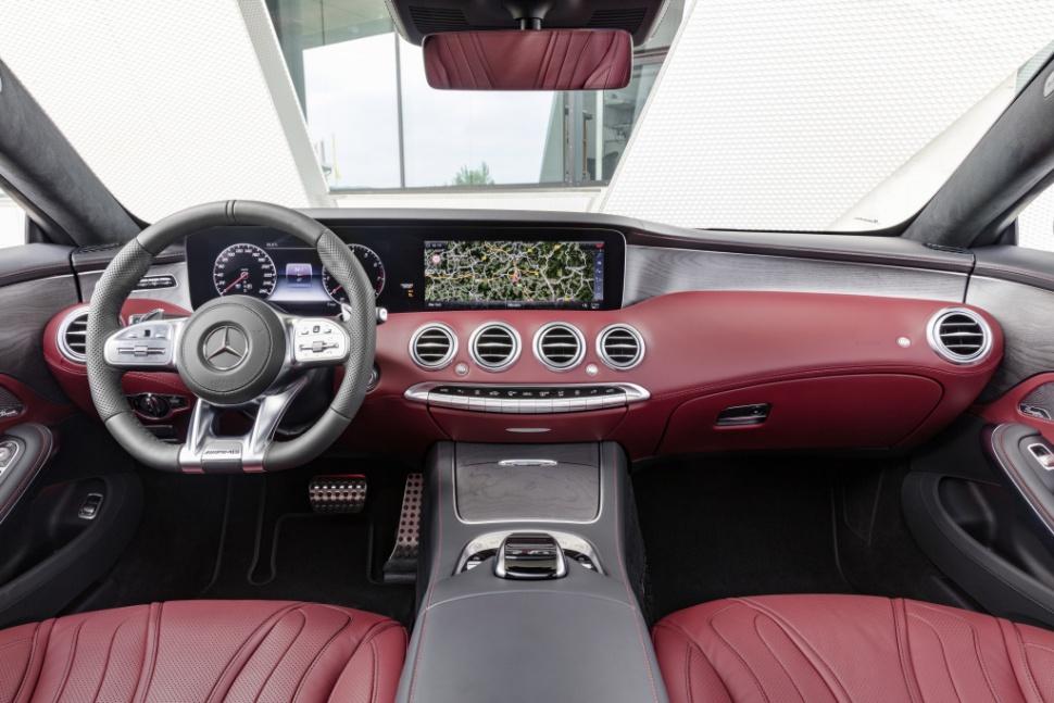 Kuvat Mercedes Benz S Class Coupe C217 Facelift 2017 2017 9 67