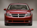 2008 Dodge Avenger sedan - Fiche technique, Consommation de carburant, Dimensions