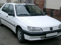 Peugeot - 306 Hatchback (7A/C) - 1.8 (101 Hp) Automatic