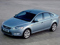 Ford Mondeo Hatchback III - Technical Specs, Fuel consumption, Dimensions