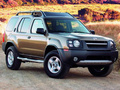 Technical specifications and fuel economy of Nissan X-Terra