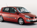 Renault Scenic II - Technical Specs, Fuel consumption, Dimensions