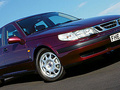 Technical specifications and fuel economy of Saab 9-5