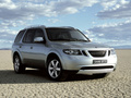 Technical specifications and fuel economy of Saab 9-7X