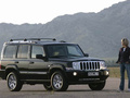Jeep Commander - Technical Specs, Fuel consumption, Dimensions