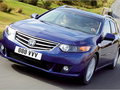 Honda Accord VIII Wagon - Technical Specs, Fuel consumption, Dimensions