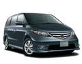 Technical specifications and fuel economy of Honda Elysion