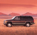 Chevrolet - Tahoe (GMT410) - 6.5 V8 TD 4WD (180 Hp) Automatic