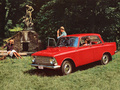 Technical specifications and fuel economy of Moskvich 408