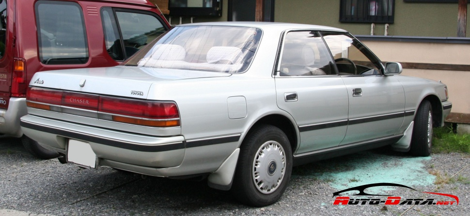 1984 Toyota Chaser - Photo 1