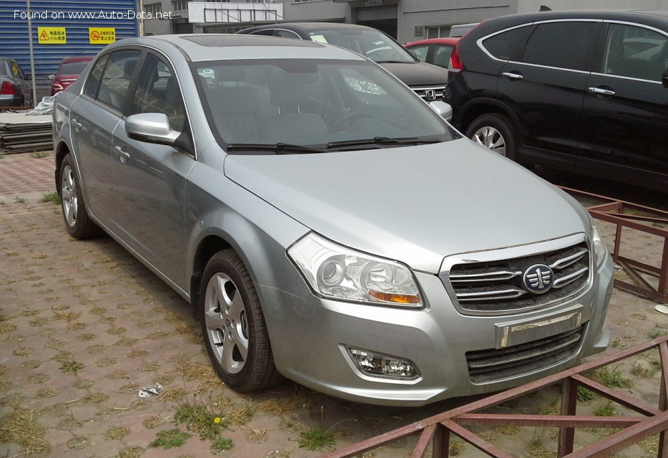 2012 FAW Besturn B70 I (facelift 2012) - Photo 1
