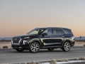 Technical specifications and fuel economy of Hyundai Palisade