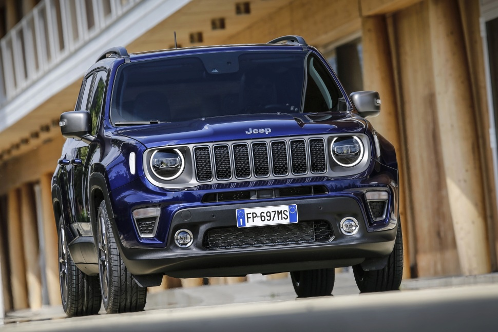 Images Of Jeep Renegade Facelift 2019 21 34