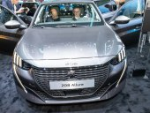 The next-gen Peugeot 208  - a new breed of sport car