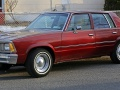 1982 Chevrolet Malibu IV Sedan (facelift 1981) - Foto 1