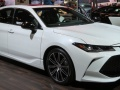Technical specifications and fuel economy of Toyota Avalon