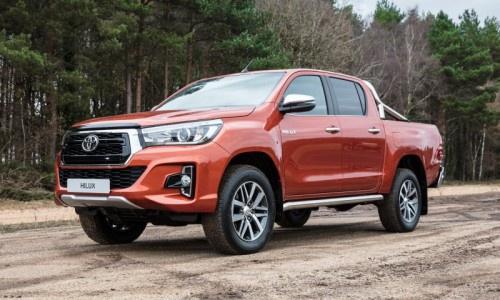 Toyota Hilux 2017 >> Toyota Hilux Tekniset Tiedot Polttoaineenkulutus Mitat