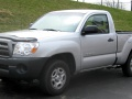 Toyota Tacoma II Single Cab 2.7 (159 Hp) 4WD