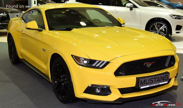 2015 Ford Mustang VI - Photo 1