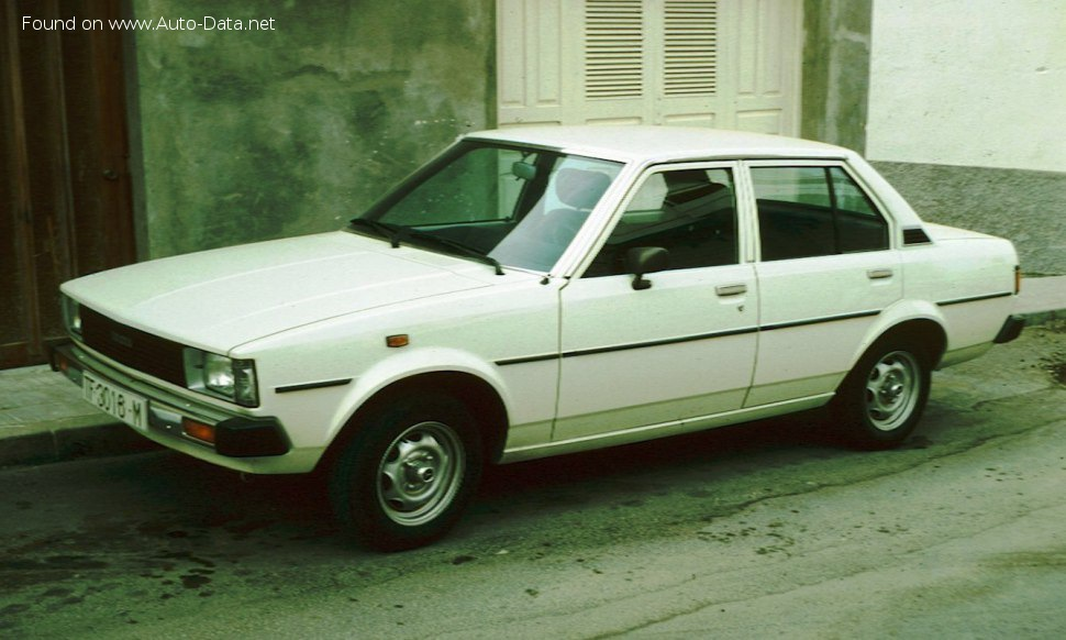 1979 Toyota Corolla IV (E70) - Photo 1