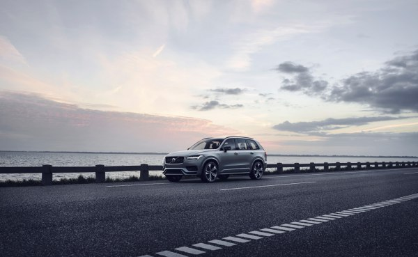 Volvo XC90 II (facelift 2019) 2.0 B5 (249 Hp) MHEV AWD Automatic - Fiche technique, Consommation de carburant, Dimensions
