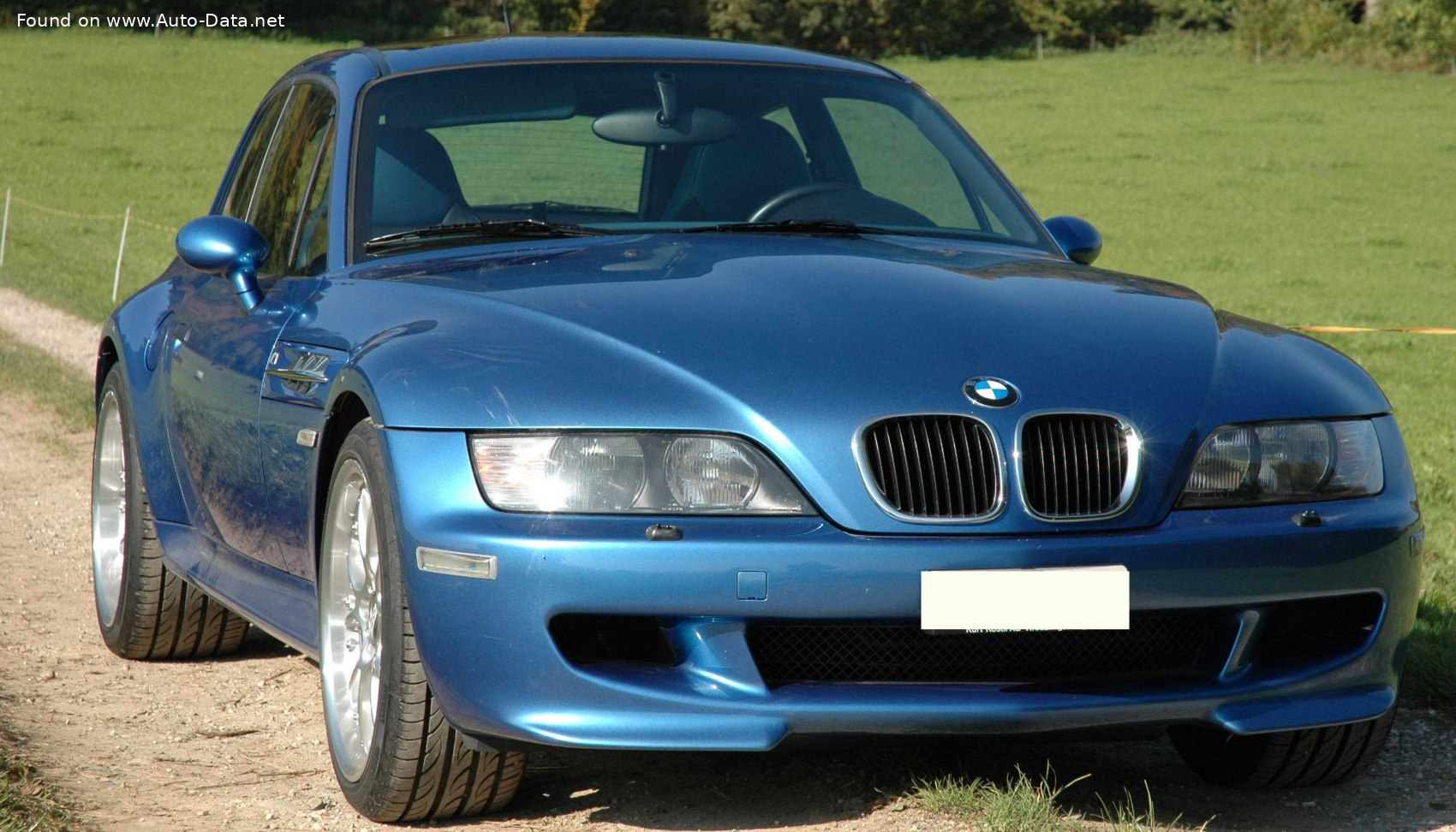 1997 Bmw Z3 Coupe E36 8 2 8 192 Hp Technical Specs Data Fuel Consumption Dimensions