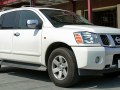 2004 Nissan Armada I (WA60) - Technical Specs, Fuel consumption, Dimensions