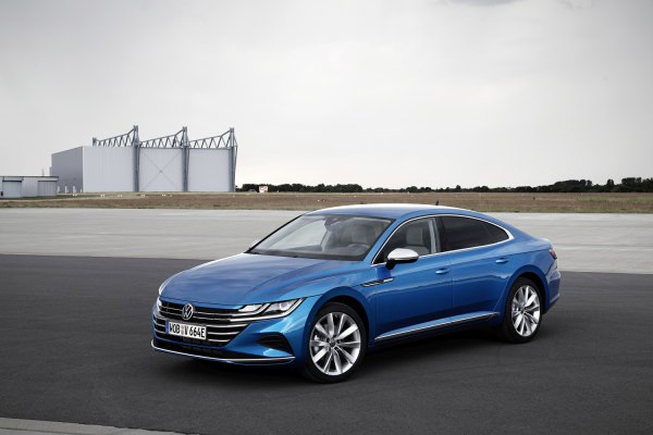 2021 Volkswagen Arteon (facelift 2020) - Photo 1