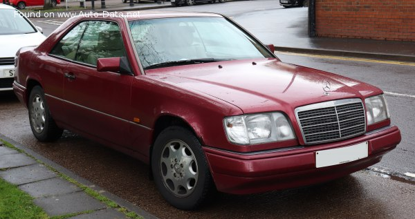 1993 Mercedes-Benz E-Класс Coupe (C124) - Фото 1