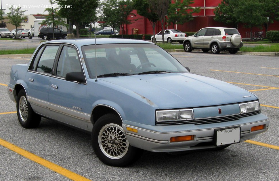 1984 Oldsmobile Cutlass Calais - Bild 1