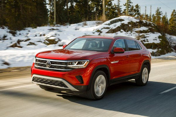 Volkswagen Atlas Cross Sport - Photo 1