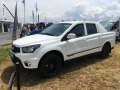 2017 SsangYong Korando Sports - Technical Specs, Fuel consumption, Dimensions