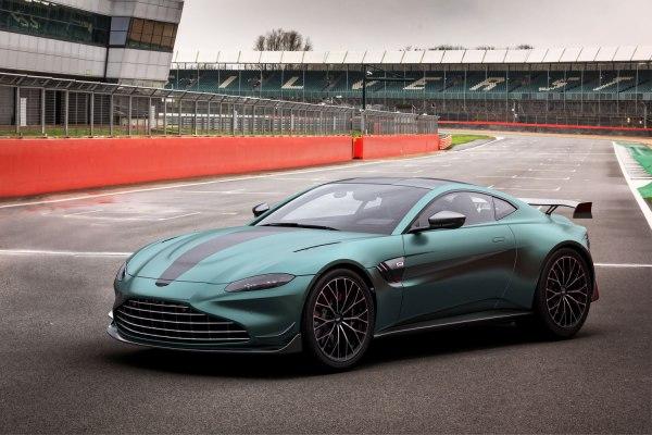 2021 Aston Martin V8 Vantage 2018 F1 Edition 4 0 V8 535 Ps Automatic Technische Daten Verbrauch Spezifikationen Maße