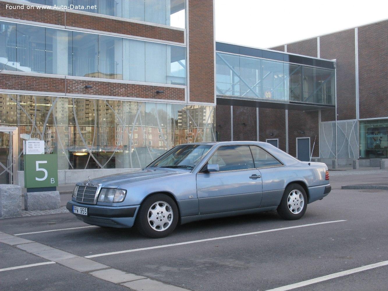 Mercedes Benz Coupe >> Mercedes Benz Coupe C124 300 Ce 124 050 180 Hp