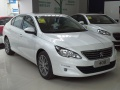 Technical specifications and fuel economy of Peugeot 408