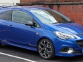 Technical specifications and fuel economy of Vauxhall Corsa