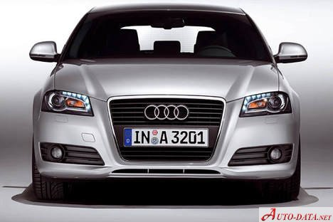 2008 Audi A3 (8P, facelift 2008) - Photo 1