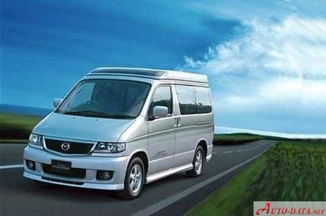 Mazda Bongo Friendee - Photo 1