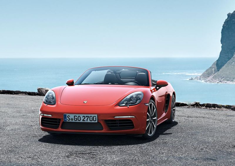 2017 Porsche 718 Boxster (982) - Photo 1