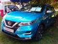 Technical specifications and fuel economy of Nissan Qashqai