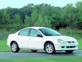 Technical specifications and fuel economy of Dodge Neon