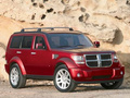 Technical specifications and fuel economy of Dodge Nitro
