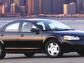 Technical specifications and fuel economy of Dodge Stratus