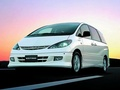 Technical specifications and fuel economy of Toyota Previa