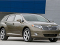 Technical specifications and fuel economy of Toyota Venza