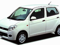 Technical specifications and fuel economy of Daihatsu MAX