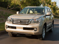 Technical specifications and fuel economy of Lexus GX