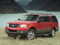 Technische Merkmale der Ford Expedition