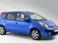 Nissan - Note I (E11) - 1.6 i 16V (110 Hp)
