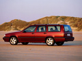 Technical specifications and fuel economy of Volvo 850